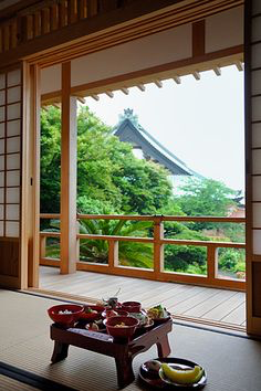 Japanese Tea Themed Ryokan
