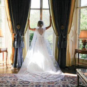 Beautiful bride at The Ritz London