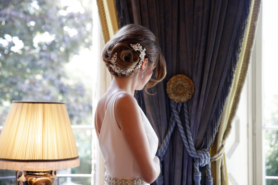 Bride at The Ritz London